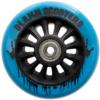 100mm Slamm Plastikratas - erinevad värvid-2294