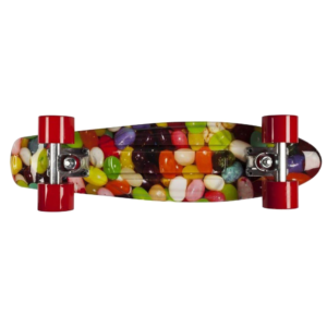 D-Street Plastic Cruiser Jellybean-0
