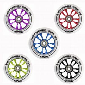 100mm Slamm Flair rattad - erinevad värvid-0