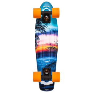 D-Street Plastic Cruiser Sunset-0