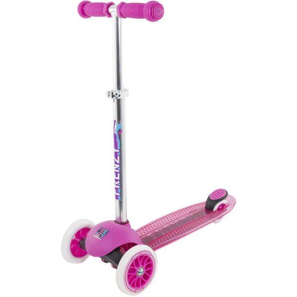 IMELINE! Frenzy 3 wheels Tõukeratas - erinevad värvid-6759