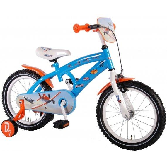 HEA HIND! Disney Planes 16 tolli Volare - poiste jalgratas -0