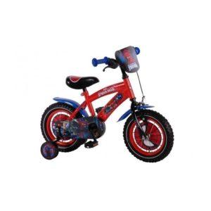 Spider-man 12 tolli Volare - poiste jalgratas -0