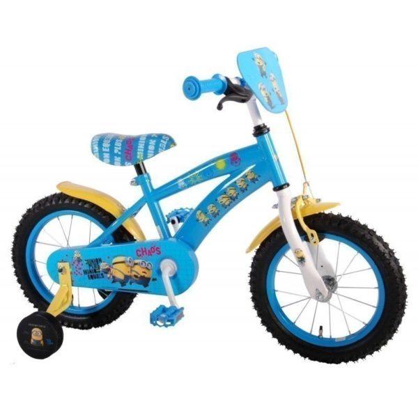HEA HIND! Minions 16 tolli Volare - poiste jalgratas -0
