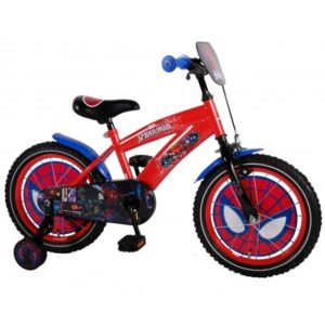 Spider-man 16 tolli Volare - poiste jalgratas -0