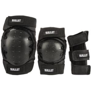 Bullet Combo Junior Kaitsmed - 3 osa-0