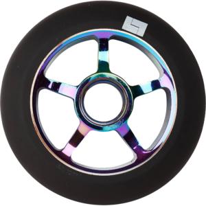 PARIM HIND! 100mm Logic 5kodaraga rattad - erinevad värvid-0