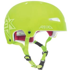 REKD Elite Icon Semi-Transparent Kiiver - roheline-0
