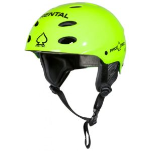 Pro-Tec Kiiver ACE Rental - Neon Yellow-0