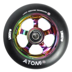 110mm Lucky Atom Pro Rattad - erinevad värvid-0