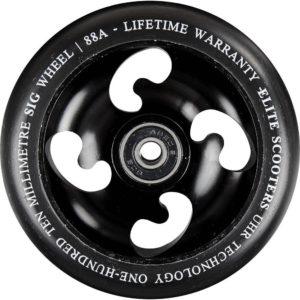 110mm Elite UHR Black Core Pro ratas - palju värve-0