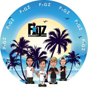 Figz Collection Pop Socket Beach-0