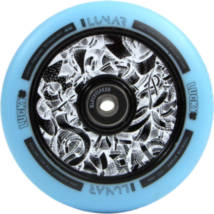 110mm Lucky Lunar Axis Black/Teal-0