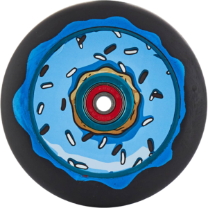 Chubby Wheels Co Oreo/Blue rattad-0