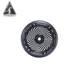 120mm Fasen Hypno Square Black Ratas -0