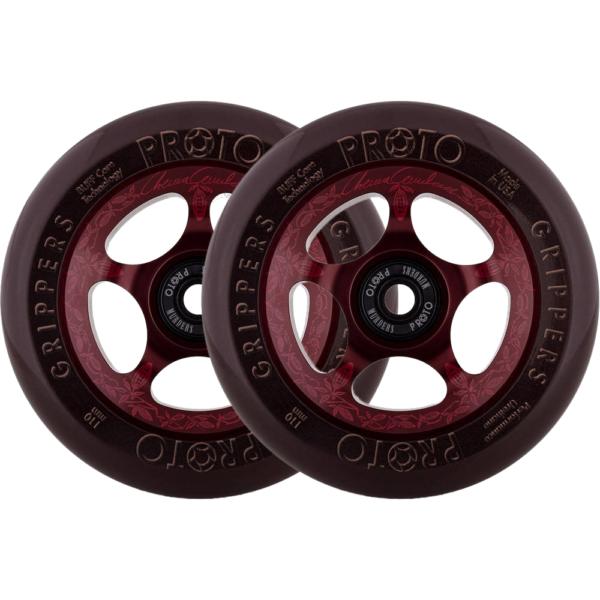 110mm Proto Gripper Chema Chocoholic Chocolate Rattad 2tk pakis-0