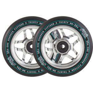 150mm North Contact rattad 2tk pakis - erinevad värvid -0
